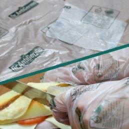 Luvas Biodegradáveis