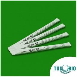 Embalagens biodegradáveis - Canudos biodegradáveis - TudoBiodegradável