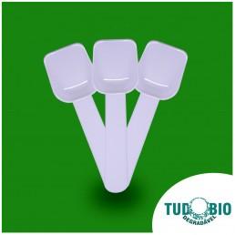 Embalagens biodegradáveis - Pazinhas biodegradáveis - TudoBiodegradável