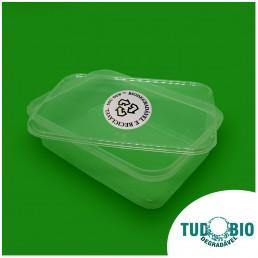 Embalagens biodegradáveis - Potes biodegradáveis - TudoBiodegradável