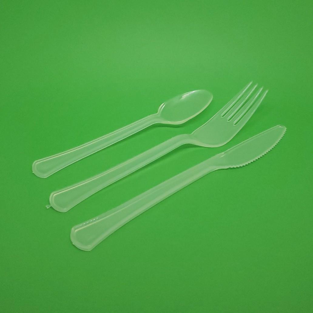 Talheres Biodegradáveis